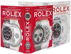 Rolex: Collecting Modern and Vintage Wristwatches (2 Volume Set with Slipcase) Book (Osvaldo Patrizzi)