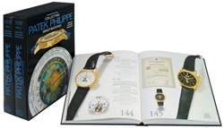 Collecting Patek Philippe Wristwatches (2 Volume Set with slipcase) Books (Osvaldo Patrizzi)
